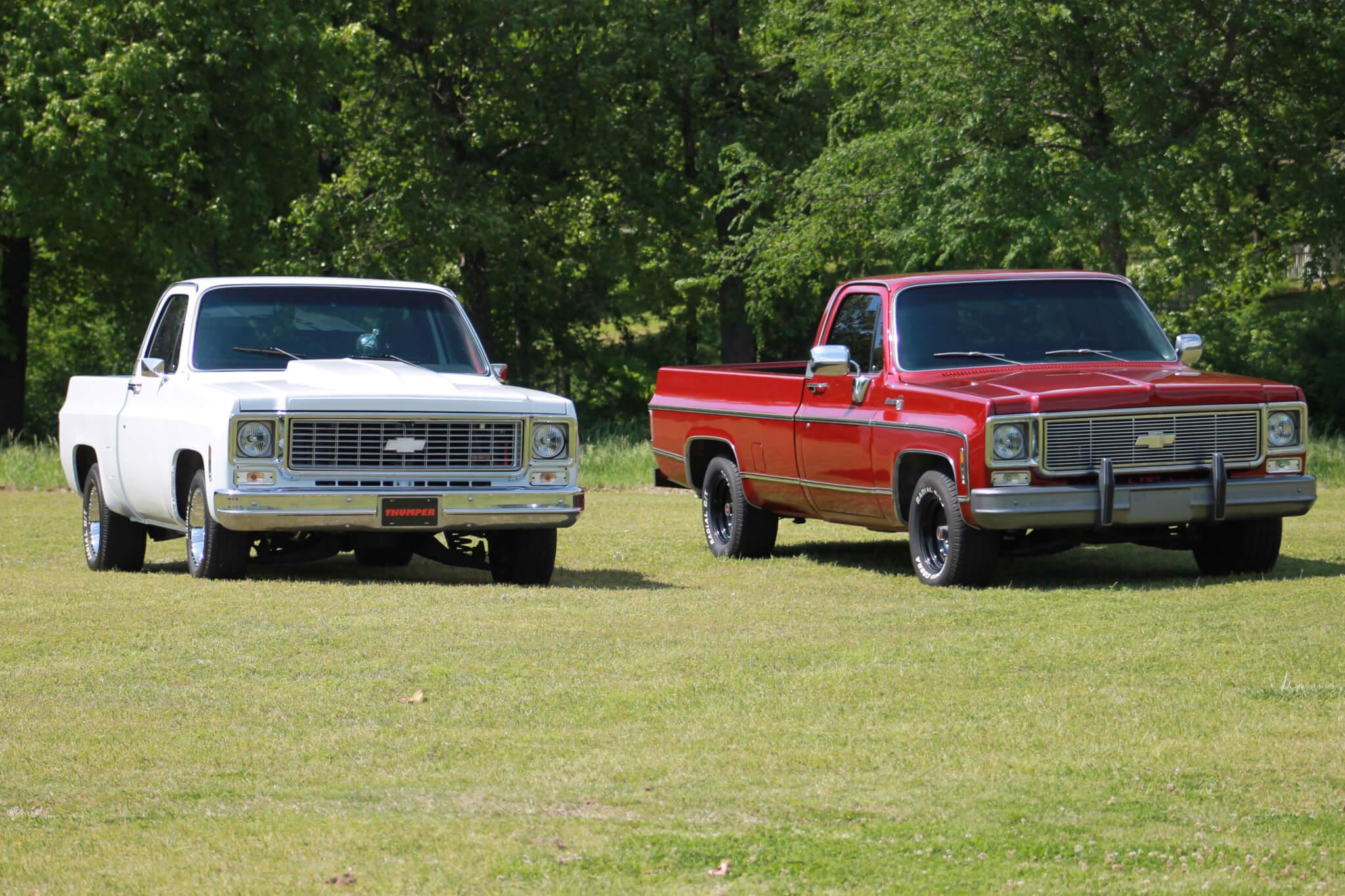 1974 Chevy Custom Deluxe Geoffrey W Lmc Truck Life