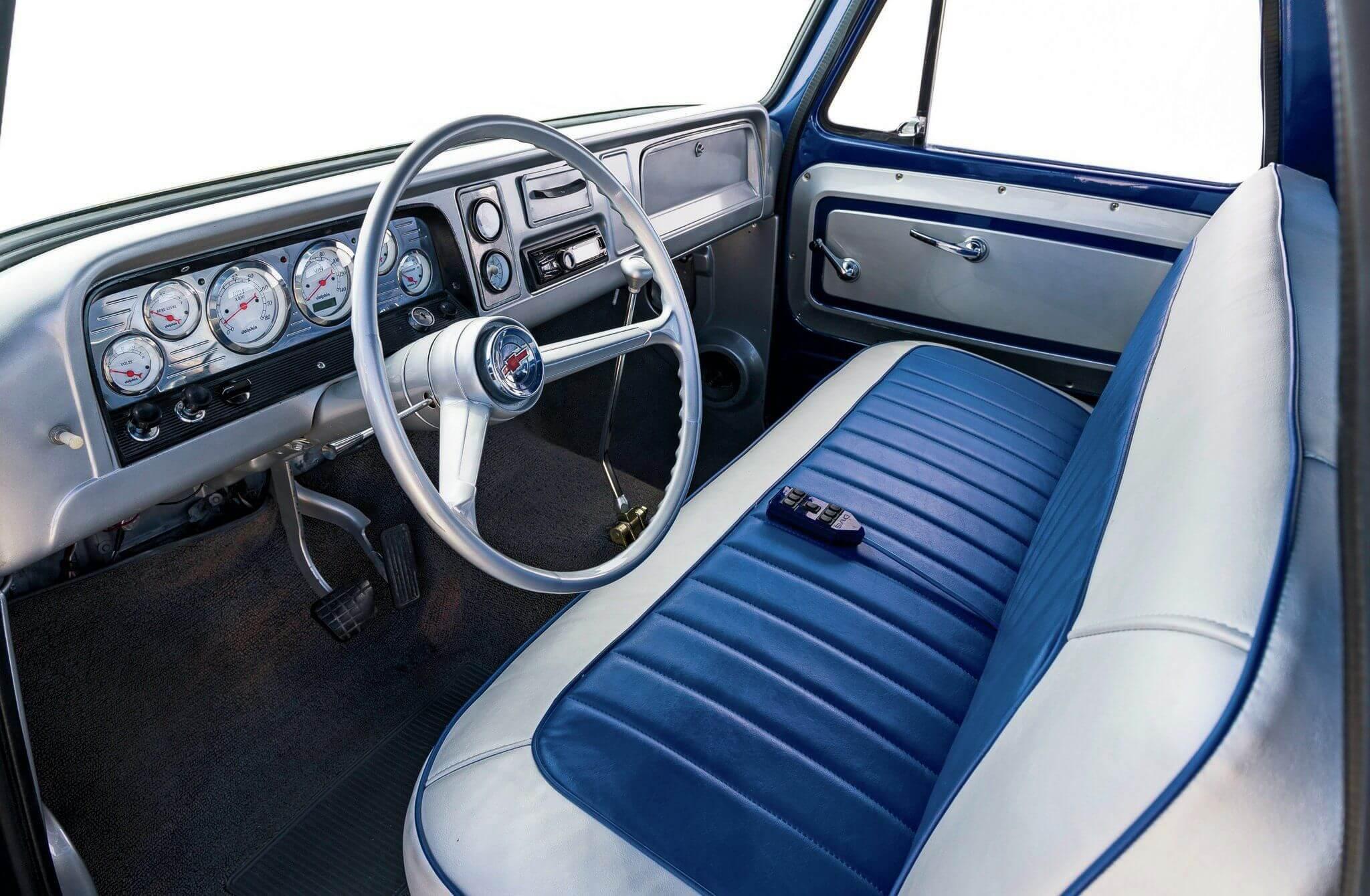 1964 Chevy C10 Aaron S Lmc Truck Life
