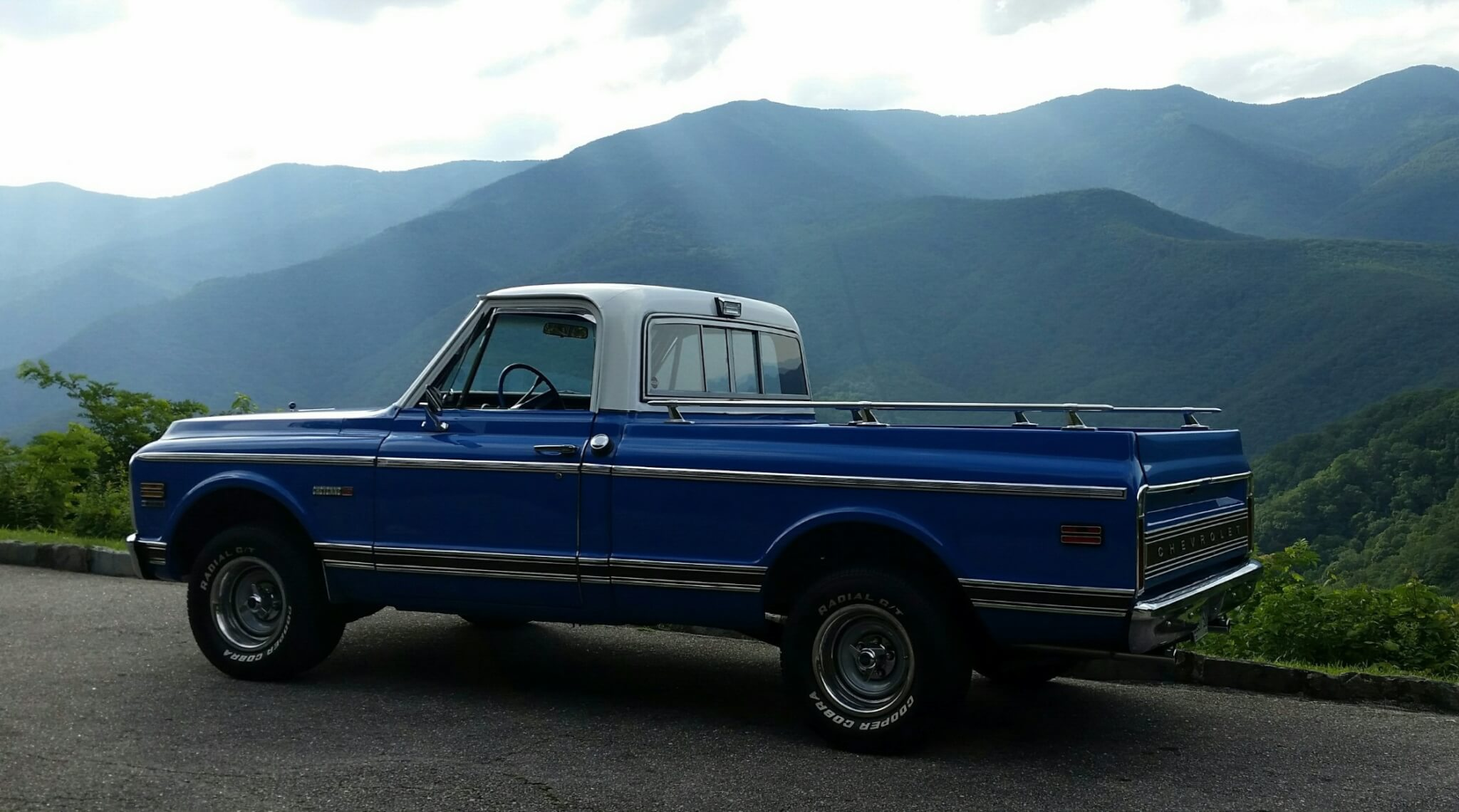 1972 Chevy Cheyenne Roger M Lmc Truck Life