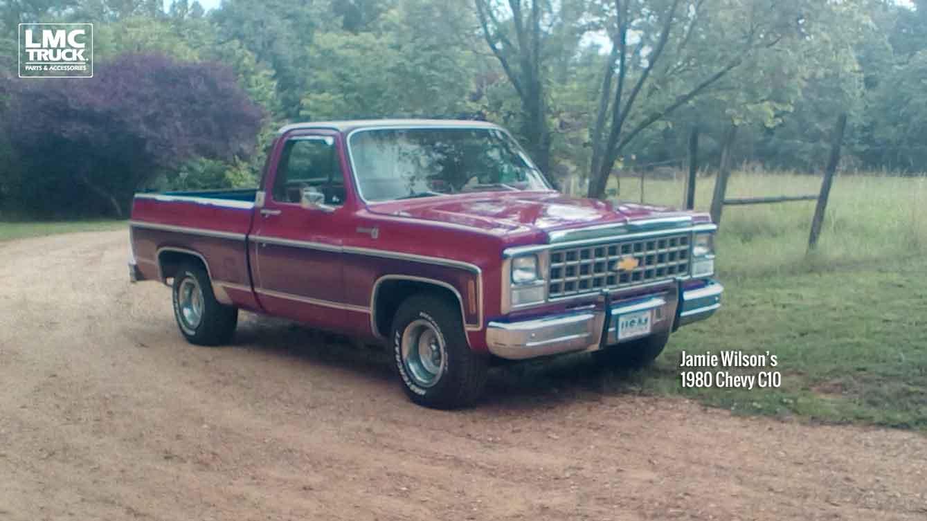 1980 Chevy Silverado Jamie W