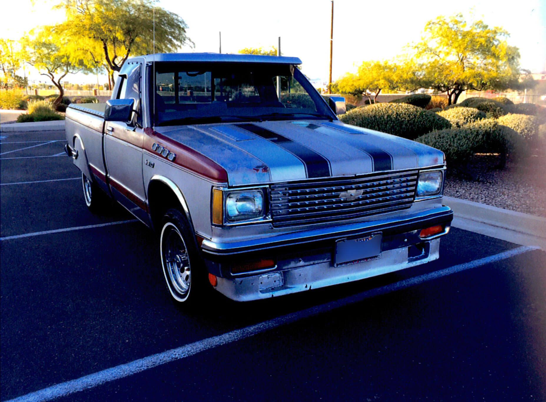 1982 chevy s10