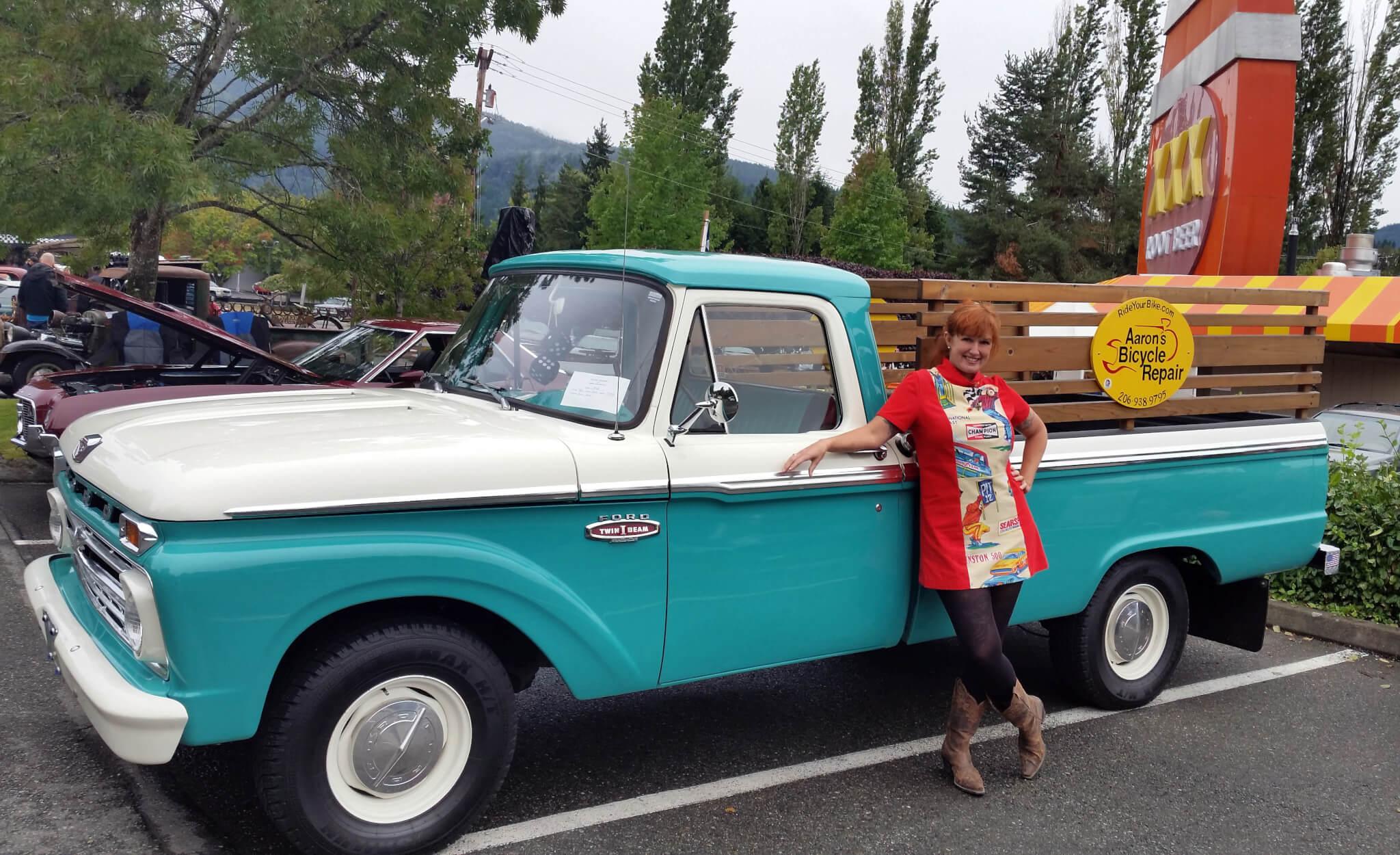 1966 Ford F100 Aaron G Lmc Truck Life