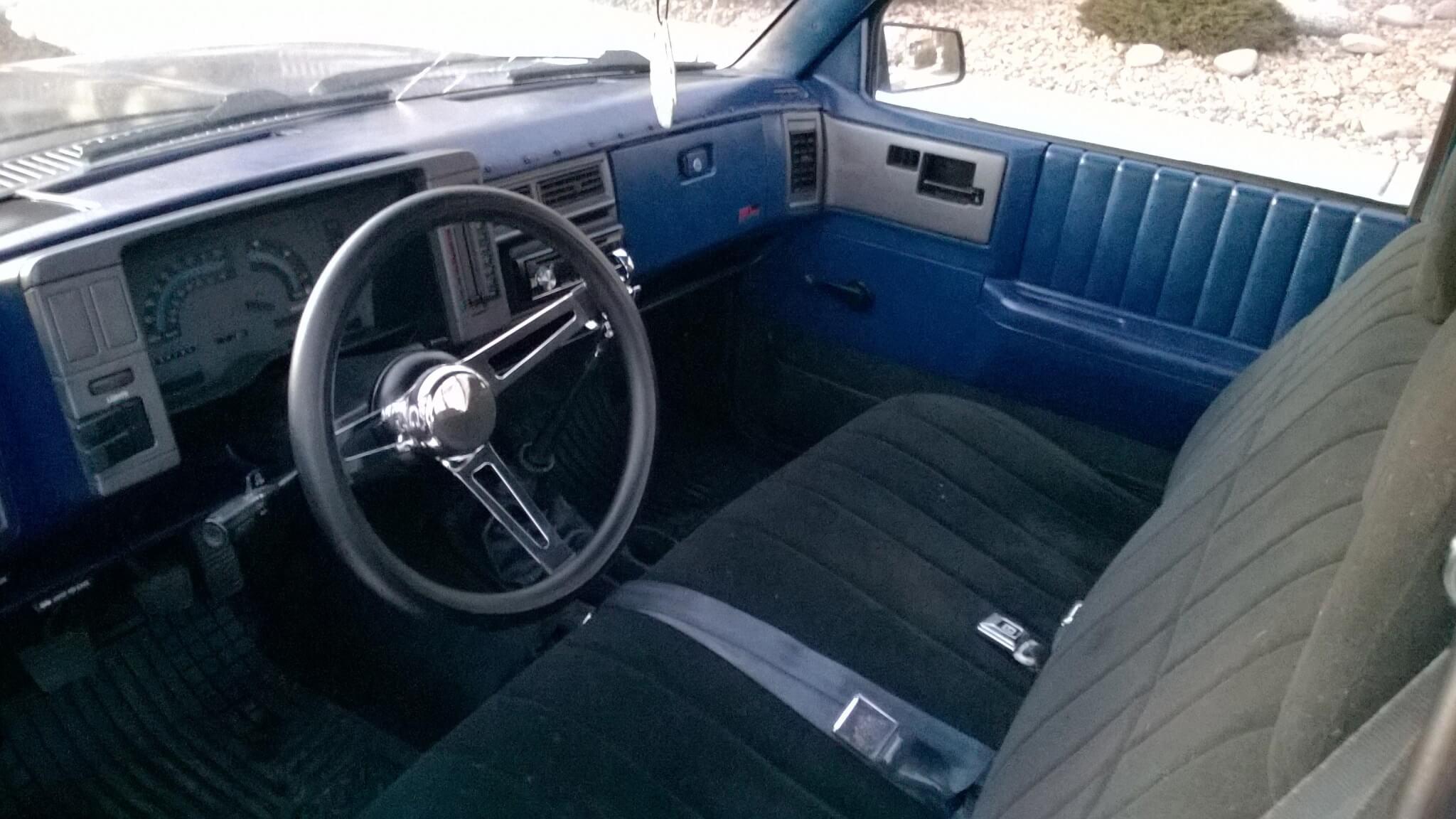 1991 Gmc Sonoma Interior Lmc Truck Life