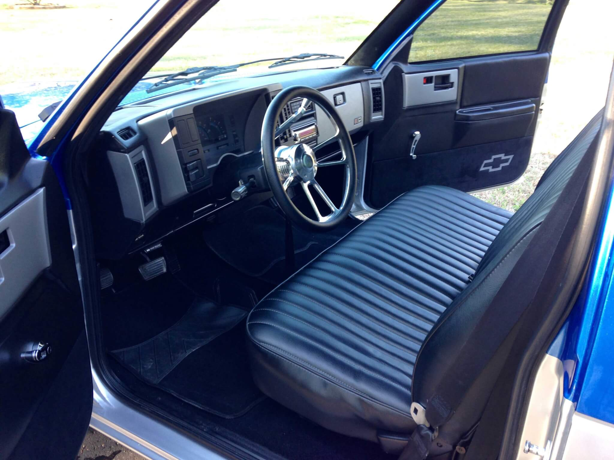 1992 Chevy S10 Interior Parts