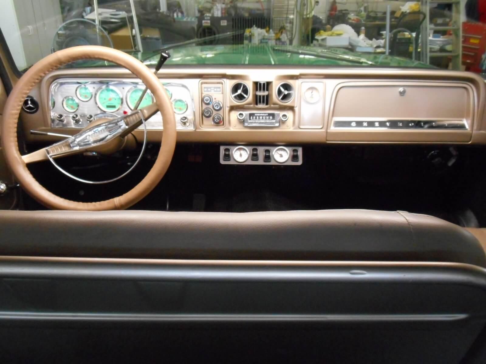 1964 Chevy C10 Suburban Dennis H Lmc Truck Life Parts Catalog