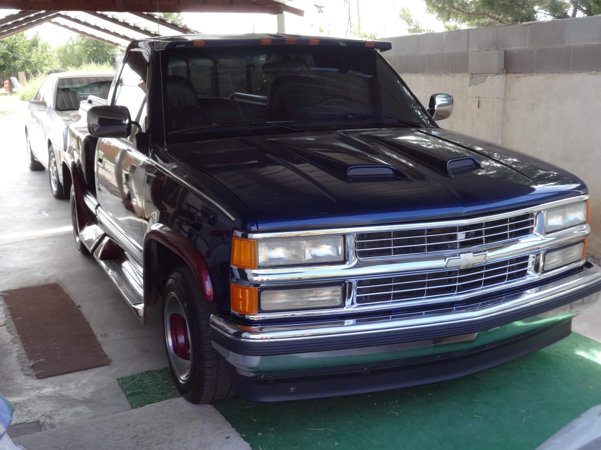 1994 Chevy Show Truck Serjo T