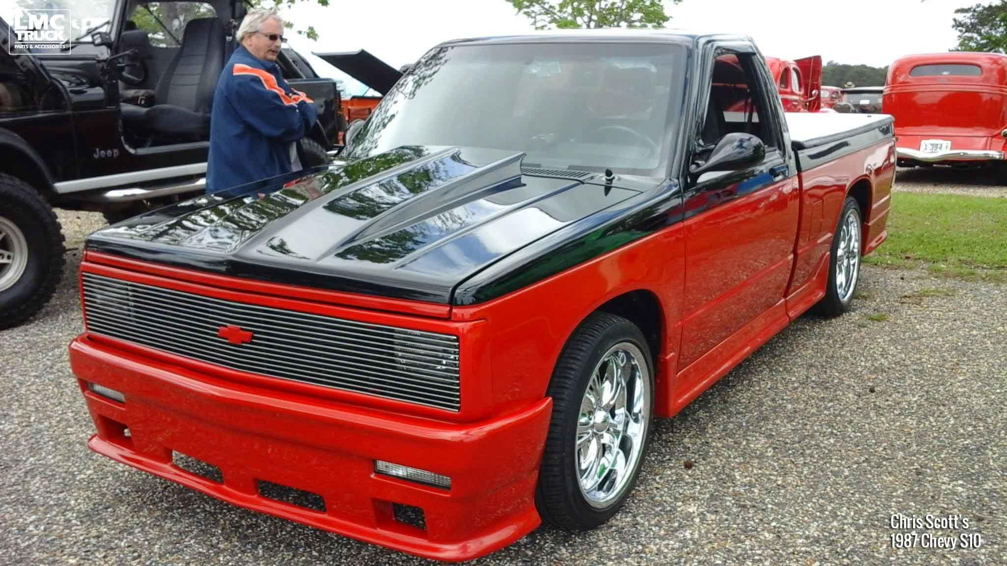 1987 Chevy S10 Chris S Lmc Truck Life