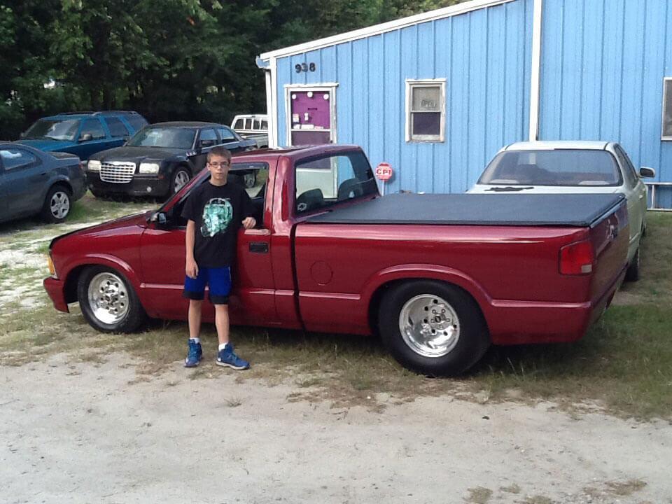 1995 Chevy S10 - Dwayne L  - LMC Truck Life