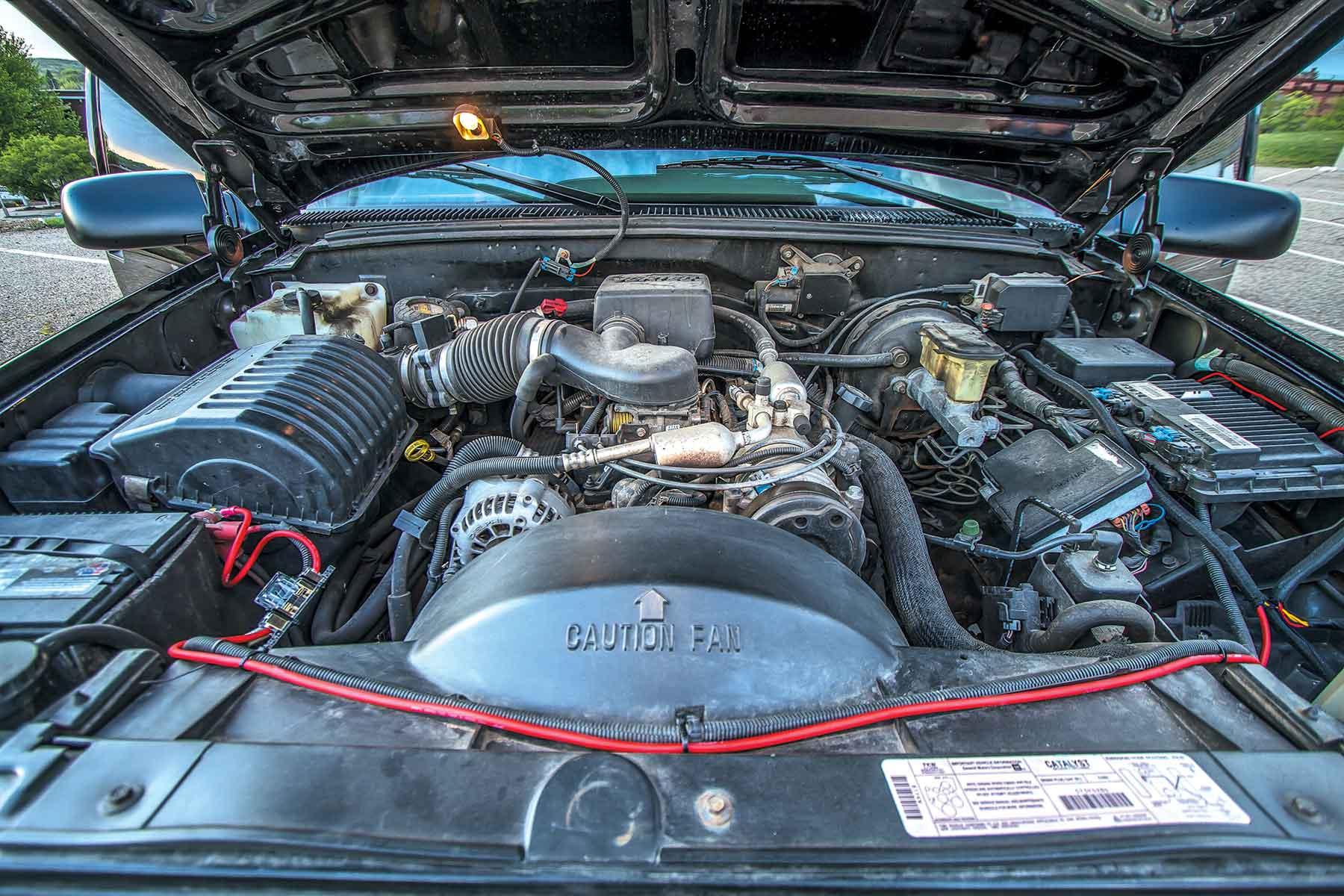 98 silverado engine