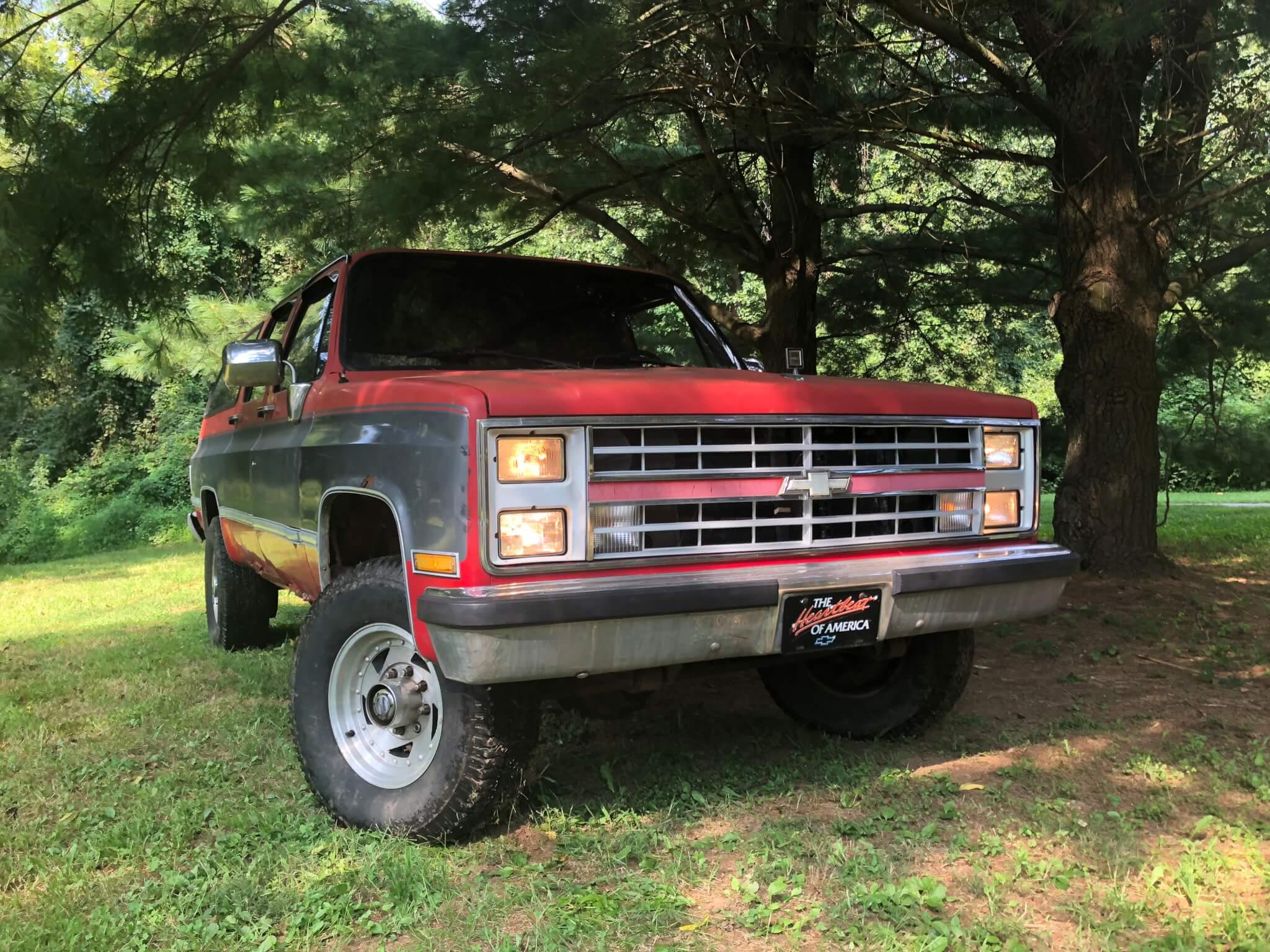 Lmc Truck Chevy >> 1988 Chevy Suburban Cody K Lmc Truck Life