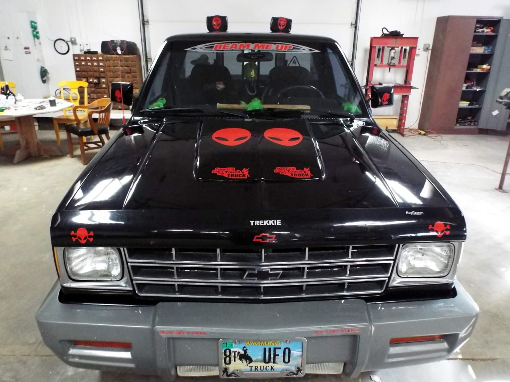 1988 Chevy S10 - Alisa W  - LMC Truck Life