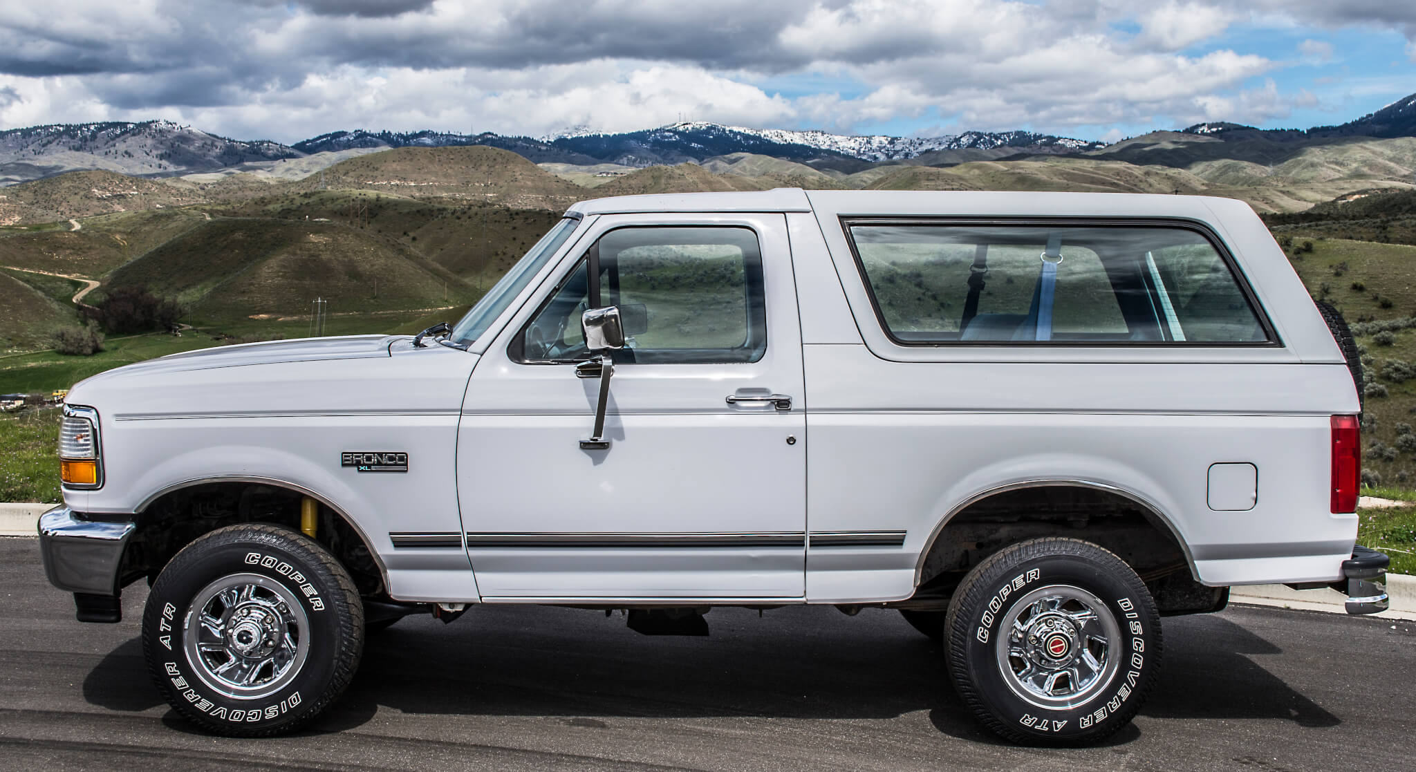 1995 Ford Bronco - Todd C. - LMC Truck Life