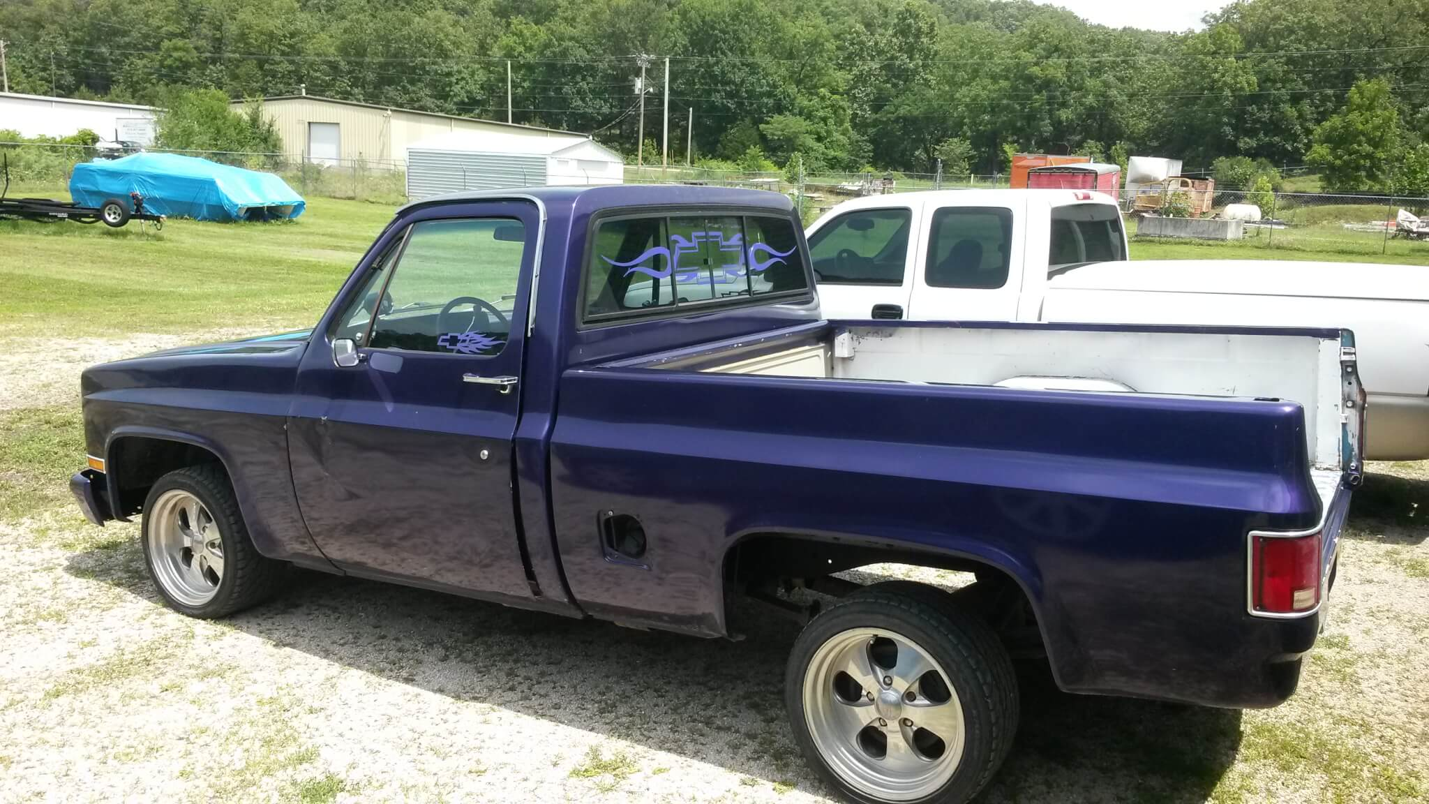 1984 chevy c10 richard c lmc truck life but i have purchased door panels headliner nuts bolts taillights vents taillight wiring harness grill list goes on thank you lmc for taking all the guess