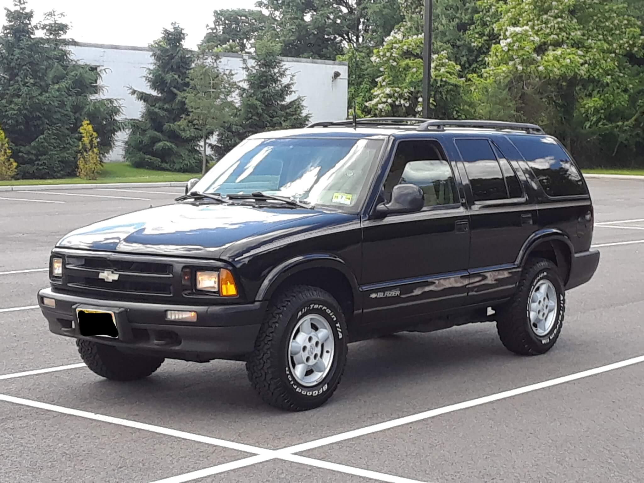 1996 chevy s10 blazer louis c lmc truck life 1996 chevy s10 blazer louis c lmc
