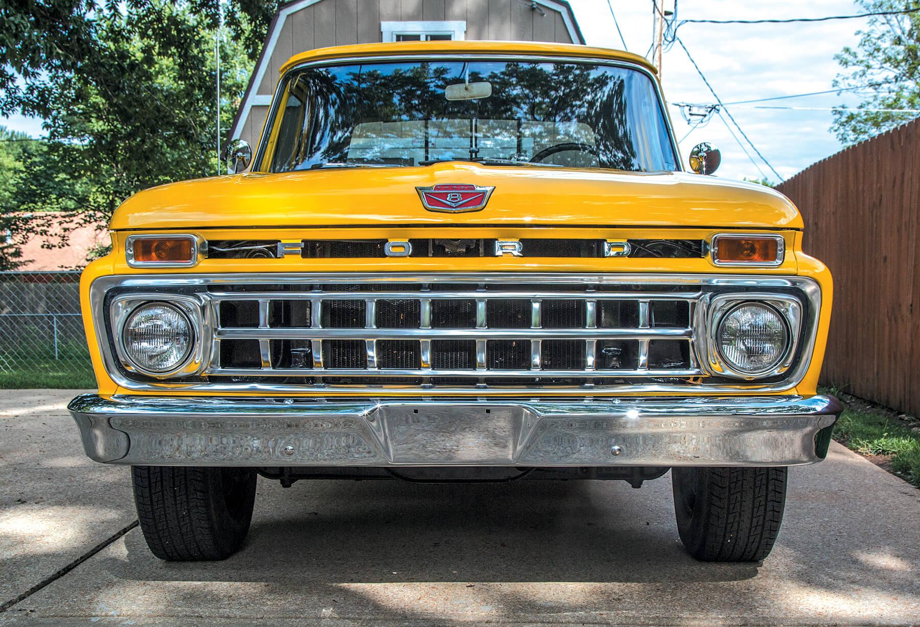 1965 Ford F100- Chuck S  - LMC Truck Life