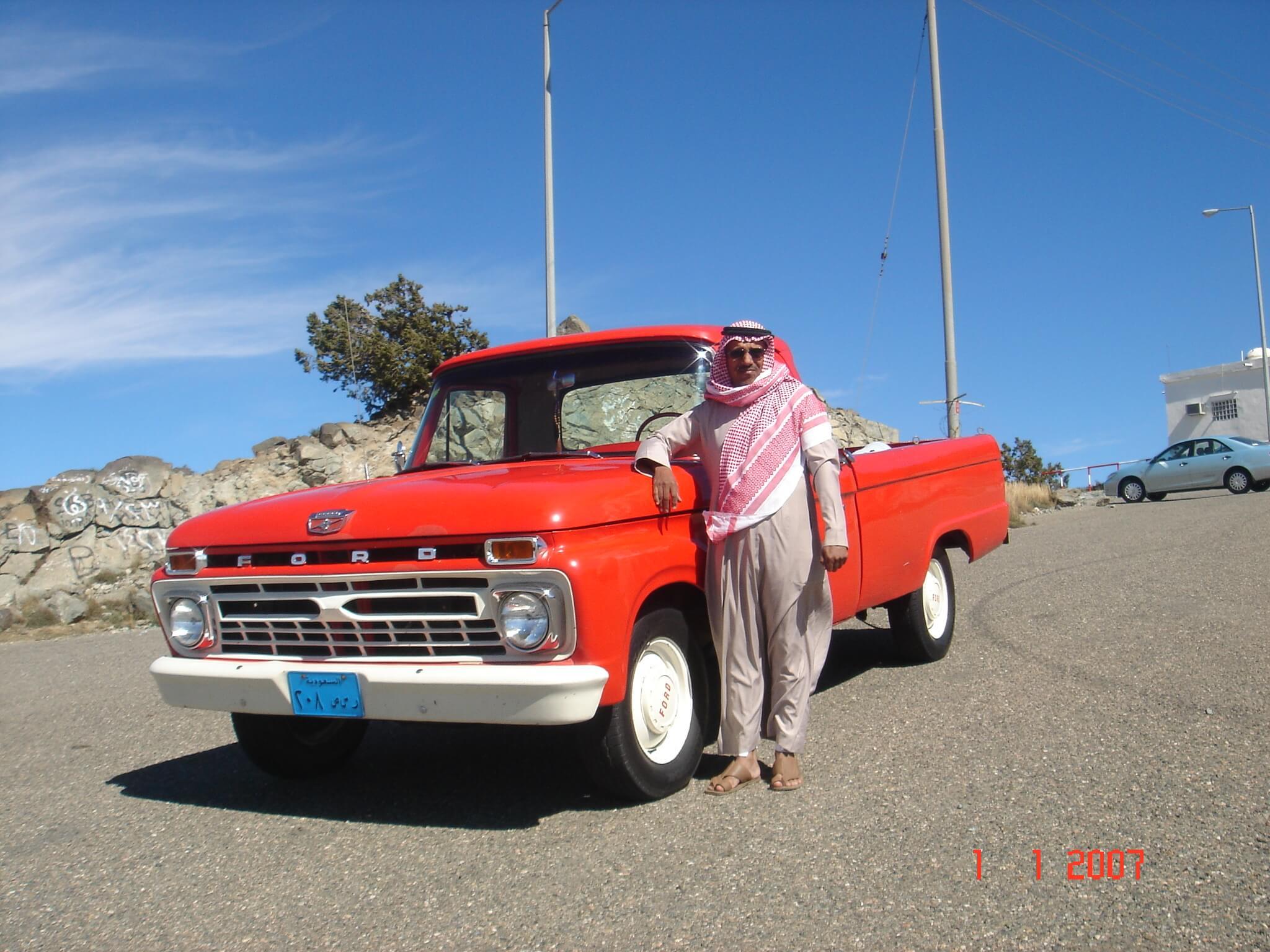 1966 Ford F100- Hamid A  - LMC Truck Life
