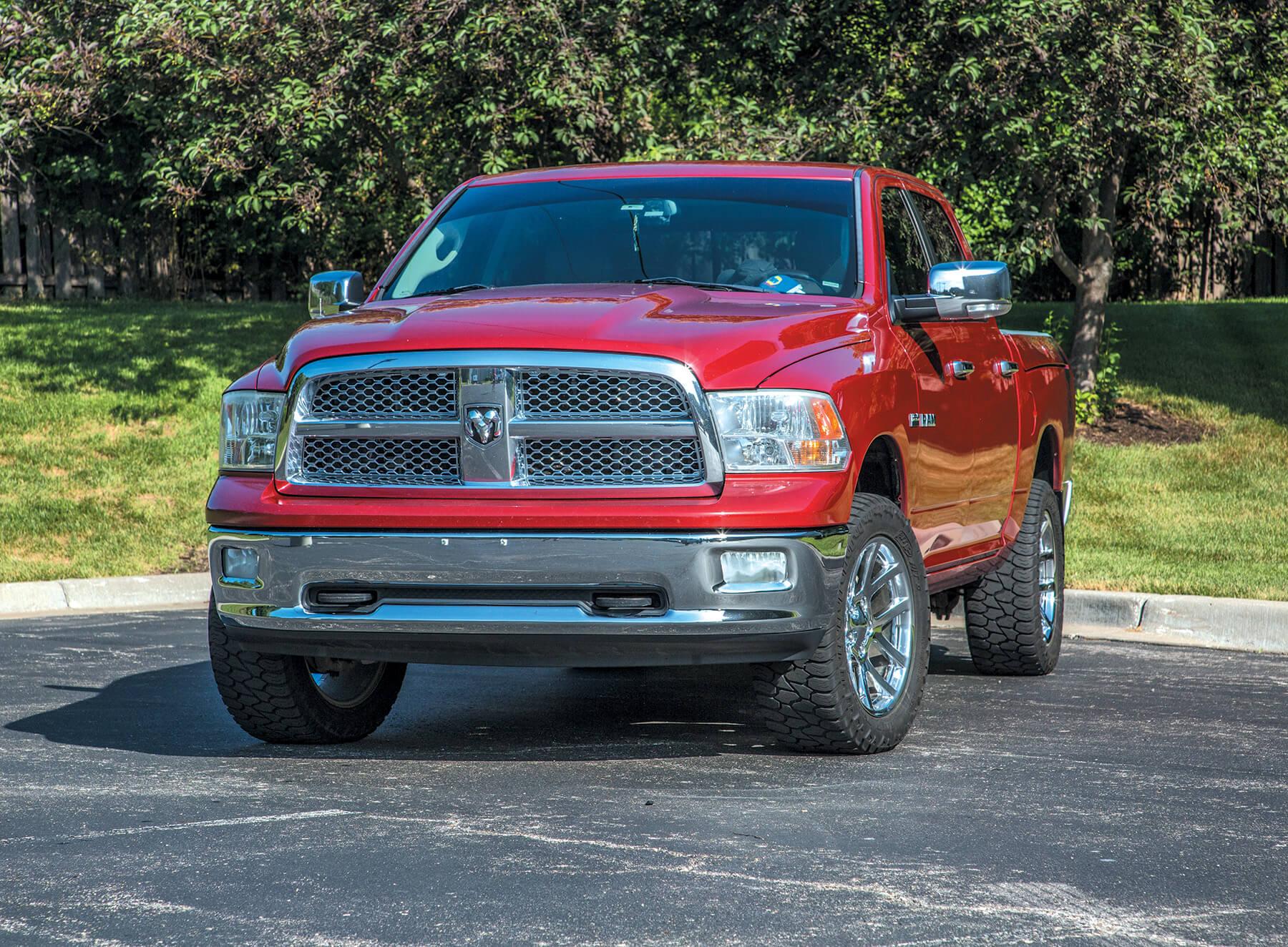 2009 Dodge Ram 1500 - Alex B  - LMC Truck Life
